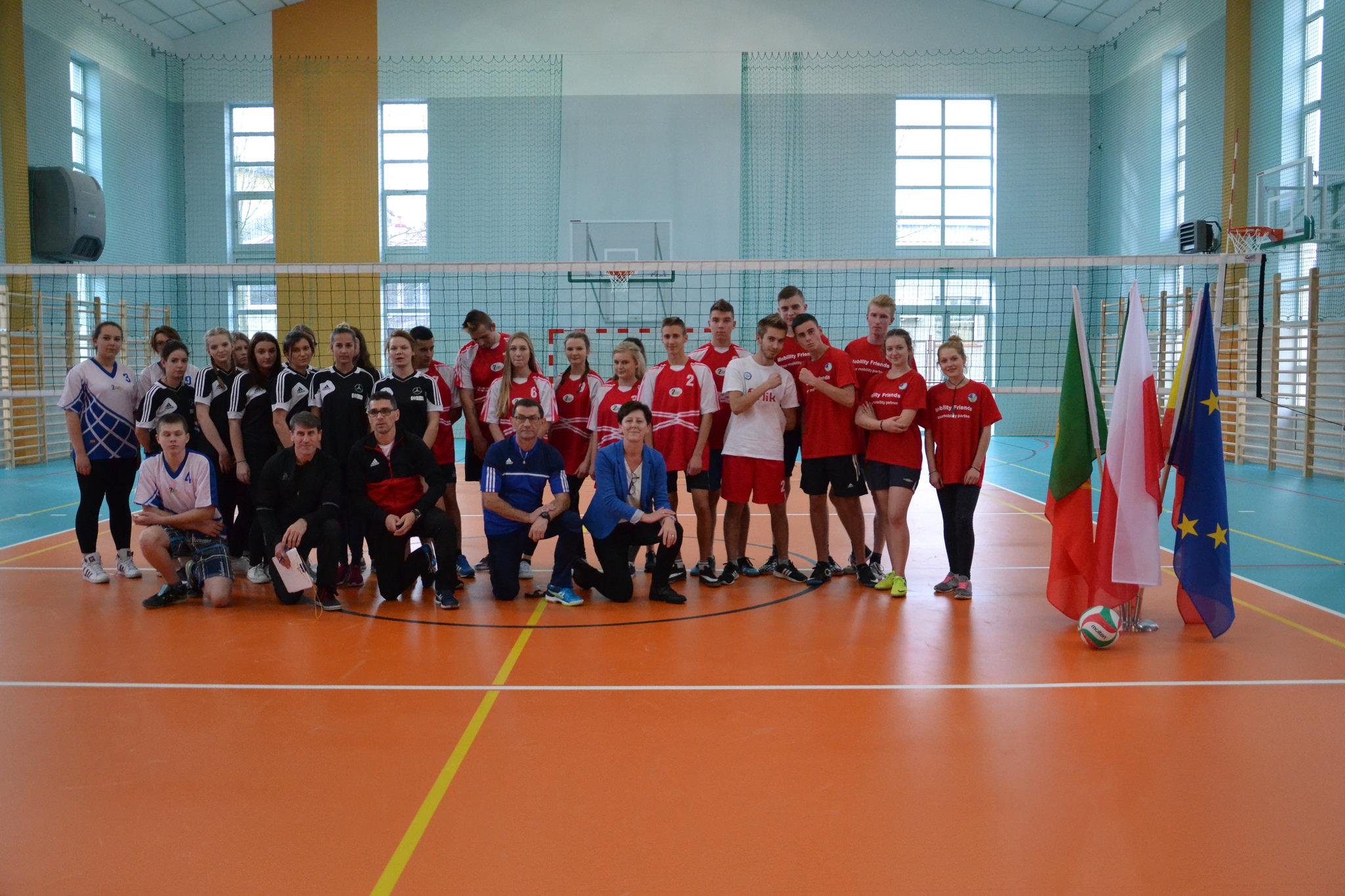 Europejski Turniej Piłki Siatkowej